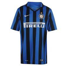 NIKE Inter Milan home shirt 2015 2016 JUNIOR 10-12 anni