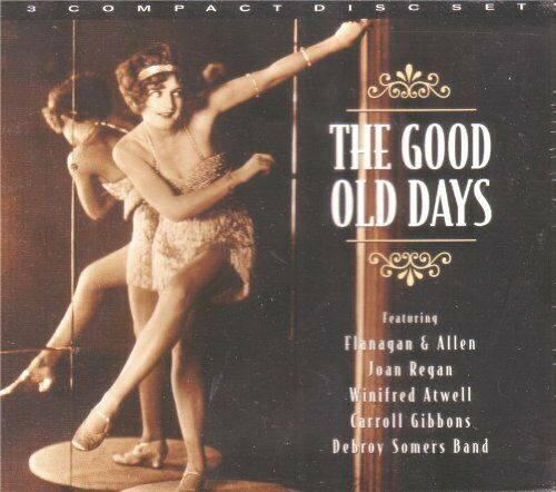 Various - The Good Old Days (CD) (2001)
