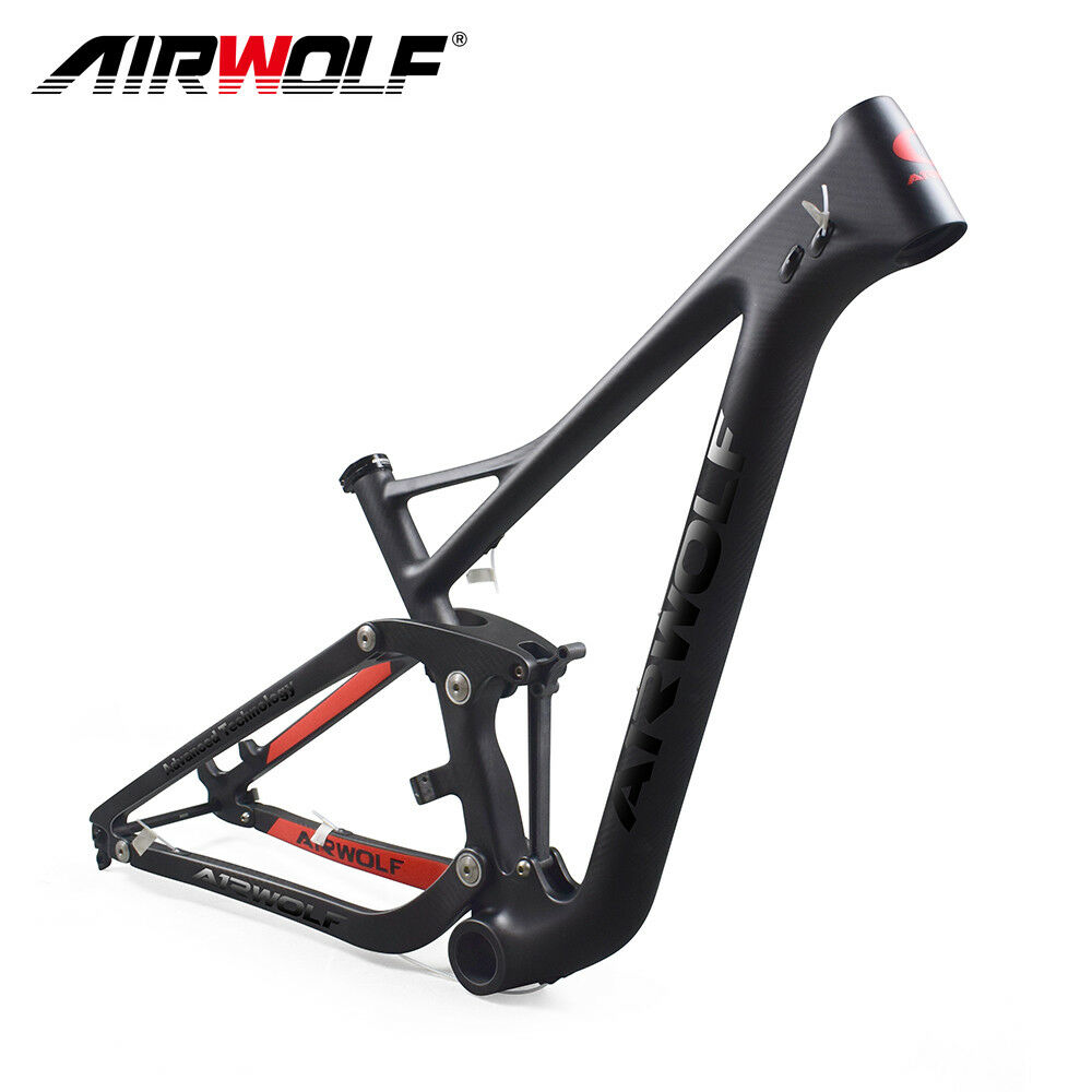 2018 autobon mountain bike suspension frame 29er Enduro mtb bicycle frameset