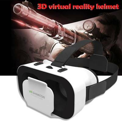 fd463c4a860 VR Shinecon Portable 3D Virtual Reality Movie Video Game Glasses For 4.7-6  Phone