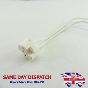 3 Led Lamp Socket Holder Details Bulb B03 Mr11 About Light Quartz Mr16 100w Ceramic Gu5 BrWoCedx