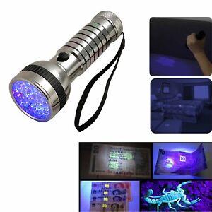 Latest-41-Led-Uv-2-Mode-Ultra-Violet-Flashlight-Torch-Light-Light-Weight-Led