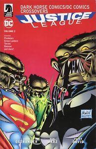 DC-Dark-Horse-Justice-League-Omnibus-Volume-2-GN-Aliens-Predator-AVP-JLA-New-NM