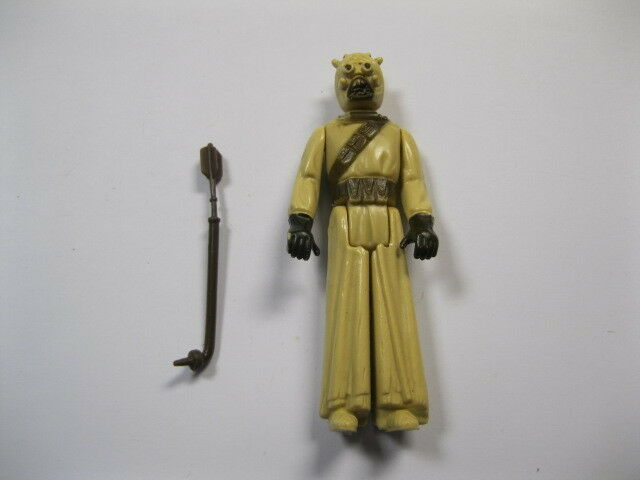Vintage Star Wars 1977 tusken raider sand people Figure