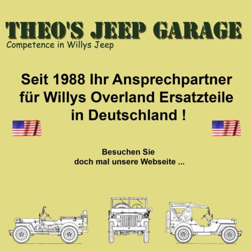 Bremse Haupt Master Bremszylinder Hotchkiss M201 JEEP französischer Produktion