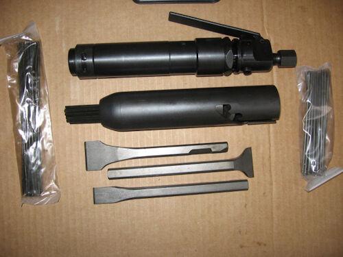 Pneumatic Needle Scaler Kit Ingersoll Rand IR-182 K1 NEW