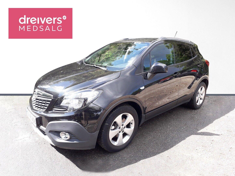 Opel Mokka 1,4 T 140 Enjoy aut. 5d - 165.000 kr.