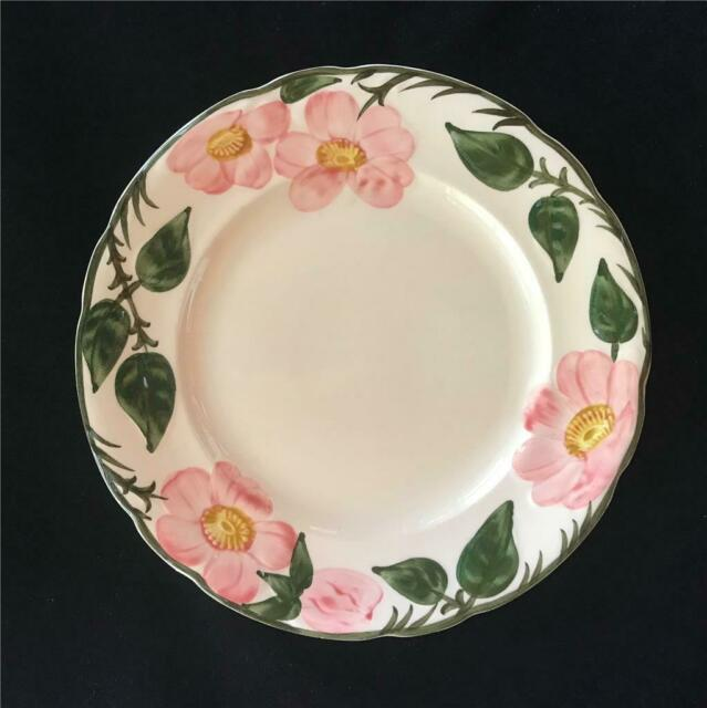 "Villeroy /& Boch /""Albertina/""  8 1//2/"" salad plates pre-owned"