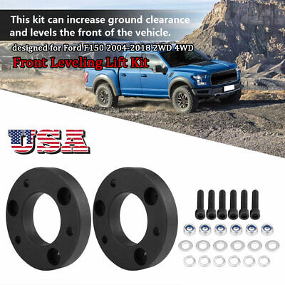 1.5 Front Ford F-150 Front Leveling Lift Kit 4WD 2WD
