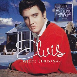 Elvis-PRESLEY-CD-ELVIS-White-Christmas