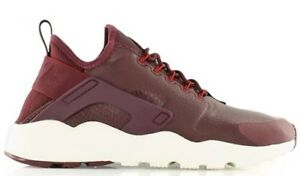 5 Run Nike Bnib Chaussures Course Maroon Baskets Bleu Huarache De Air Ultra Uk OpF0H