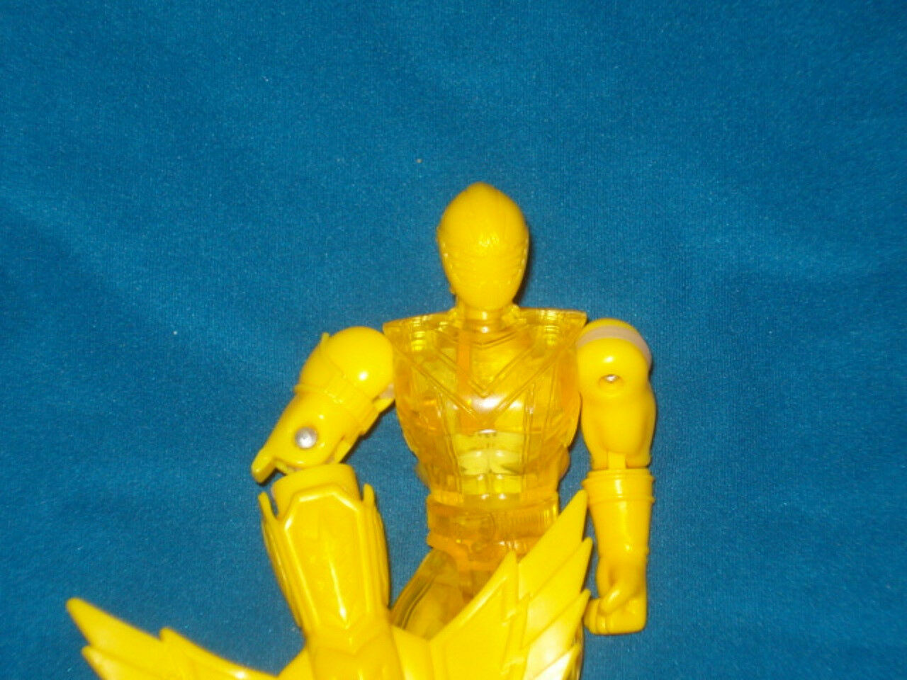 Predotype Test Test Test Shot Power Rangers Mystic Force Yellow Ranger V1 With Accessories 6c63ae