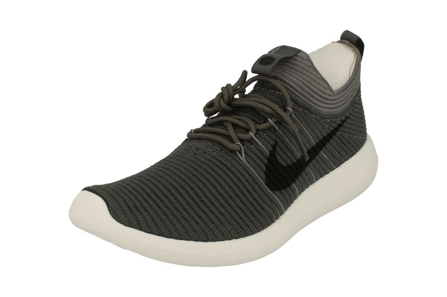 Nike Roshe Two Flyknit V2 Mens Running Trainers 918263 Sneakers Shoes 001 Brand discount