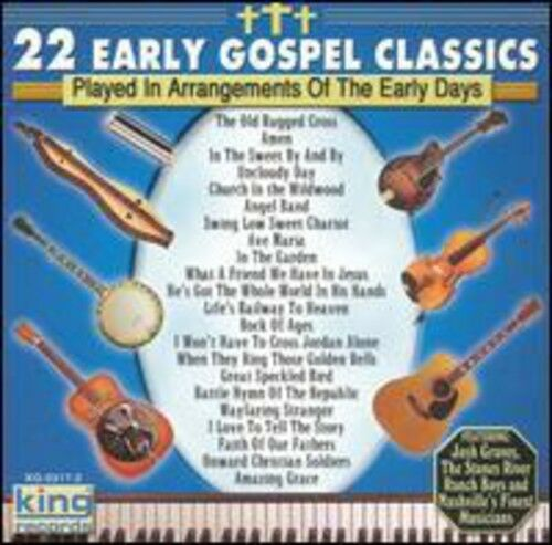 Various Artists - 22 Early Gospel Classics / Various [New CD]