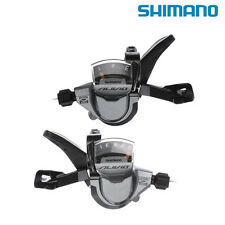 New Shimano Alivio M4000 Rapid Fire Plus 3x9Speed Shifters Set W/Cable