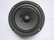 """NEW 5/"""" Extended Range Woofer Speaker.Replacement.8 ohm.Home Audio Mid.rubber sur"""