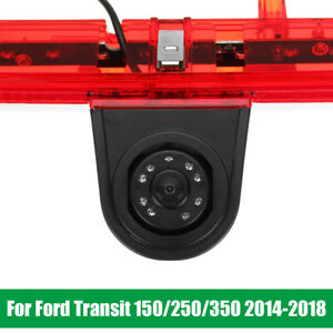 Night-Vision-Rear-View-Camera-170-View-Angle-IP68-For-Ford-Transit-150-250-350