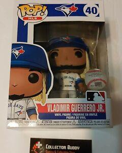 Funko-Pop-MLB-40-Toronto-Blue-Jays-Vladimir-Guerrero-Jr-Baseball-Pop-Figure