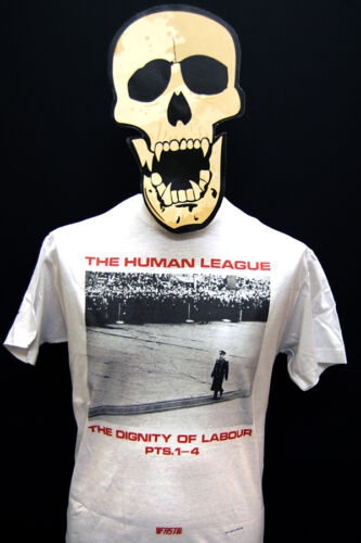 The Dignity Of Labour Parts 1 to 4 T-Shirt The Human League