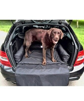Danish Design Waterproof Car Seat Covers Protector Dog Travel Grey 140 x 115cm