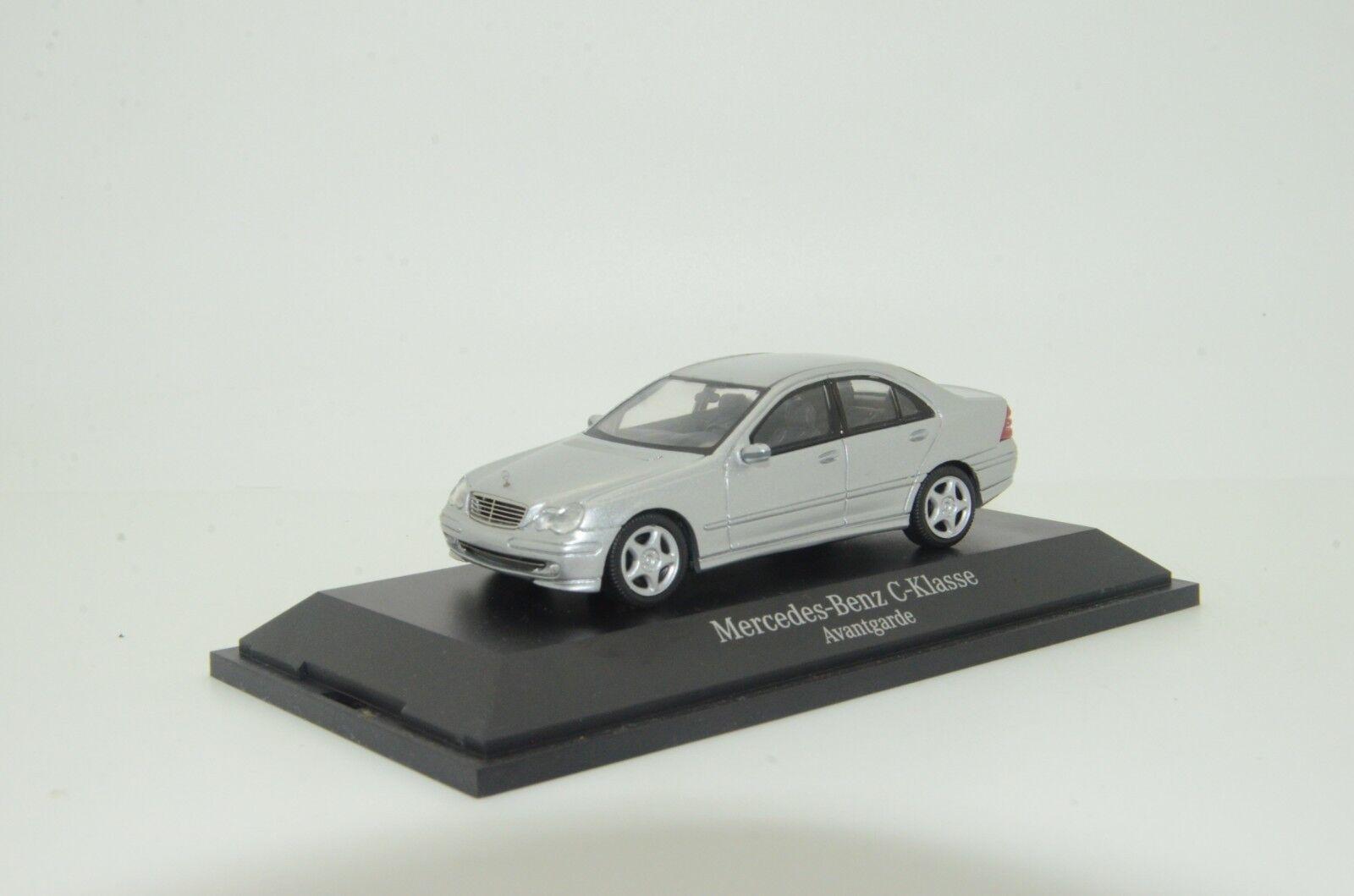 Rara Mercedes C-KLASSE Avantgarde Schuco argento 1 43