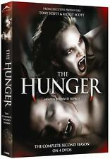 The Hunger - Season 2  (DVD 4 disc)  hosted by David Bowie NEW