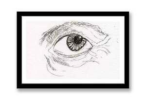 Eye-drawing-ink-pencil-drawing-unique-gift-Print-ID-092