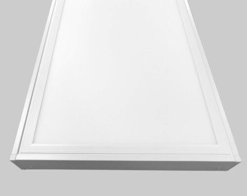 120x30 LED Panel Rahmen Aufbaurahmen Aufputzmontage Aufbau Montagerahmen