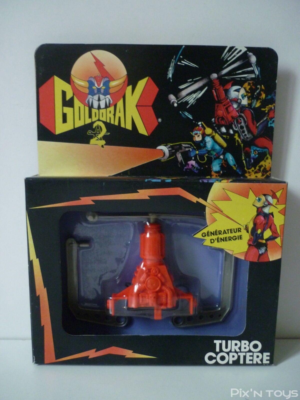 goldORAK   Turbo Coptere Réf. 4003   Ceji 1978 [ Neuf ]