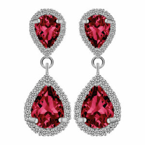 Image Is Loading 925 Silver Ruby Women Fashion Wedding Party Gift