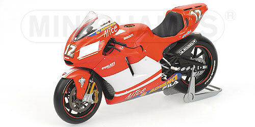 Ducati Desmosedici MotoGP 2004 T.Bayliss 122040012  1 12 12 12 Minichamps 9b8fd8