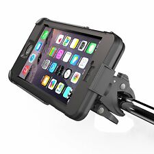 iPhone 6S Plus | Bike Mount for Lifeproof NUUD Case Quick Release Handlebar Dock