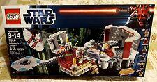 New LEGO SEALED Star Wars Palpatine's Arrest 9526 TRU Exclusive Hard RETIRED