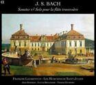 Sonates & Solo Pour La Flute Traversiere Francois LAZAREVITCH Audio CD