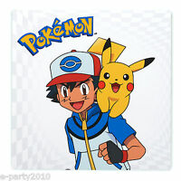 Party Destination Pokemon Black and White - Lunch Napkins (20) Party Supplies Toys