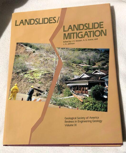 Landslides/Landslide Mitigation Reviews in Engineering Arthur Keen Geology 1993