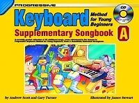 PROGRESSIVE KEYBOARD Young Beginner Supp Songbk A*