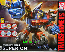 Transformers Generations Superion G2 Aerialbots Box Set Combiner Wars Hasbro