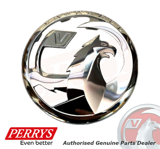 New Genuine Vauxhall Insignia A Face lift 2014-2017 Front Grille Badge Griffin