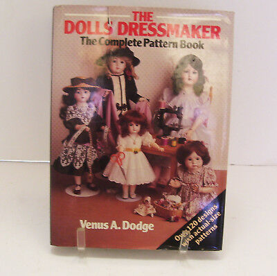 all in great condition Selection of doll and doll dressmaking books
