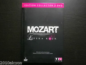 DVD-MOZART-L-039-OPERA-ROCK-d-039-Olivier-Dahan-Edition-COLLECTOR-Tf1-Video-2009