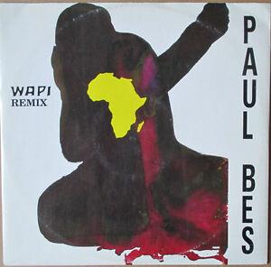 PAUL-BES-Wapi-Remix-1993-ITALO-DISCO-Discotto-Miki-Chieregato-Maxi-Singolo