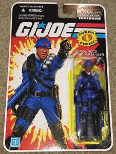 G.i.joe Exclusive Club Fss 8.0: Lieutenant Clay Moore - Commandant des troupes de choc Cobra