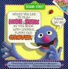 Random House Picturebacks: Grover's Hide and Seek by Jon Stone (1976, Paperback)