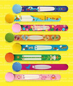 Kids-ID-Wristbands