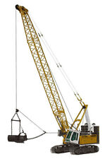 NZG Liebherr HS855HD Duty-Cycle Crawler Crane w/ Drag Bucket 1/50 scale MIB