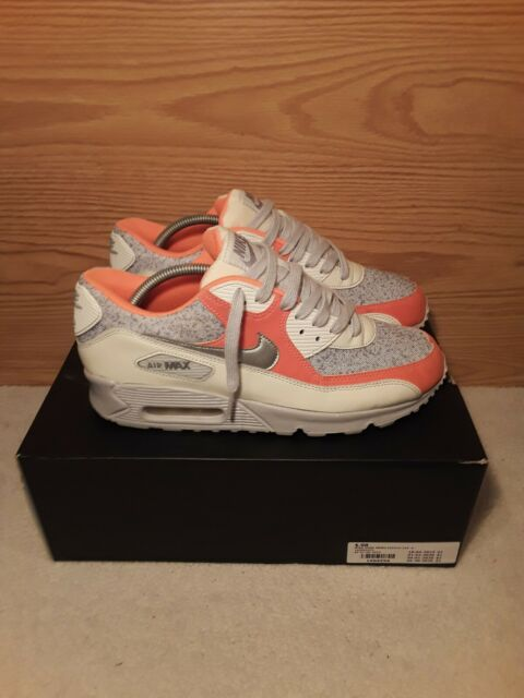 Nike Air Max 90 SailBright Citrus Women's RARE Colorway Size 11 Fast Shipping!!