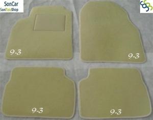 Auto-Anbau- & -Zubehrteile 4loghi+4fix SAAB 9-3 93 serie 2 ...