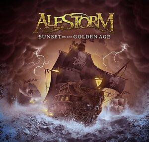 ALESTORM-SUNSET-ON-THE-GOLDEN-AGE-CD-NEUF