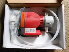 New Prominent Fluid Controls Cnpb1002ppe2m0d010 Dosing Pump 145psi 063gph
